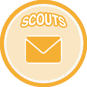 Contact icoon Scouts