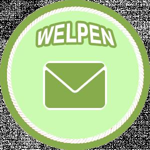 Contact icoon Welpen